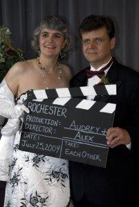 Audrey Kramer & Alex Chernavsky's Wedding