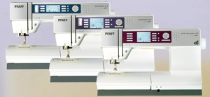 Pfaff expression sewing machines