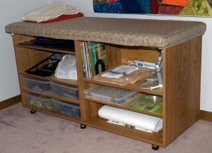 Ironing Storage Cabinet