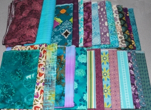Jelly Roll Sampler Quilt Along Fabric