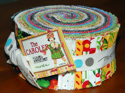 Jelly Roll Sampler Quilt Along | Bird Brains & Dog Tales