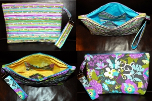 Clutches for my Nieces