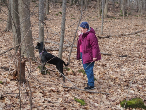 Milllie and Cindy - who dat - Penfield Town park