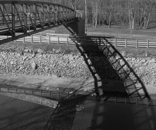 Fairport footbridge 2