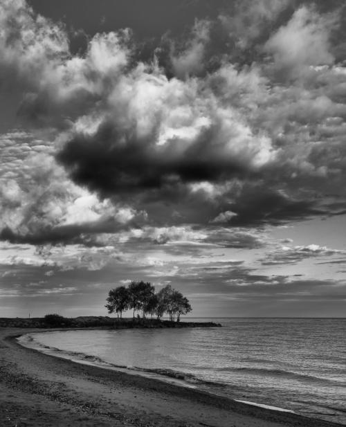 Hamlin Beach at Dawn