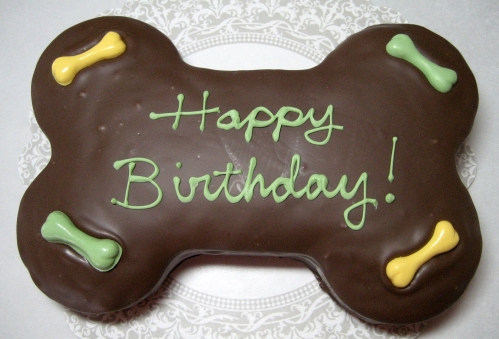 puppy birthday cake 2