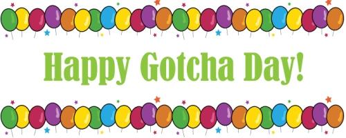 Gotcha Day-banner