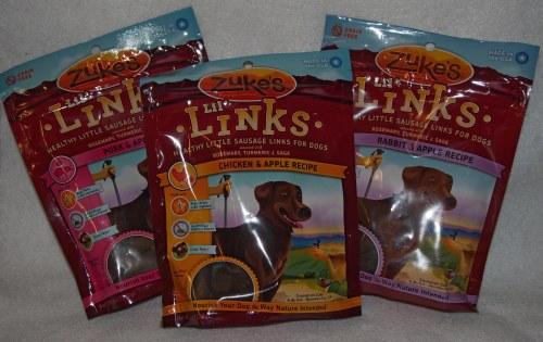 Zuke's Lil' Links Treats
