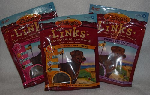 Zuke's Lil' Links Treats