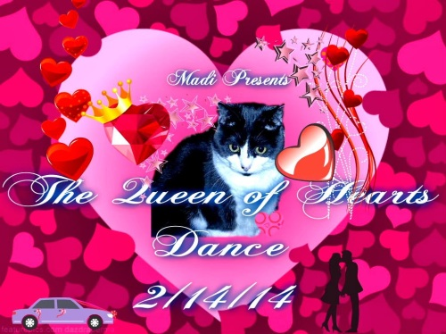 lgthe queen of hearts