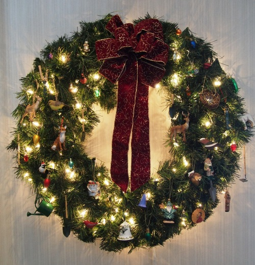 Our Christmas Wreath