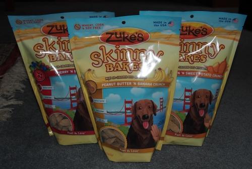 Zuke's Skinny Bakes!