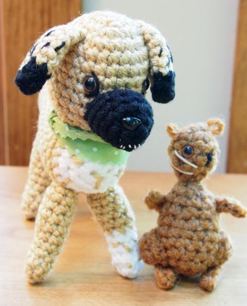 It's Mini Walter and Mini Chippie!