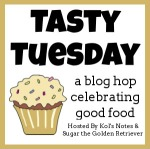 Sugar Golden Retriever Tasty Tuesday Badge