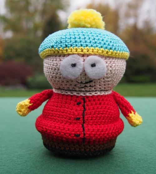 Eric Cartman - Amigurumi