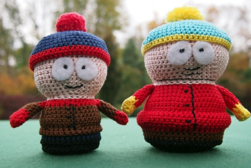 Stan Marsh Eric Cartman - ami