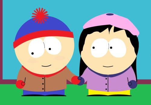 Stan Marsh & Wendy Testaburger