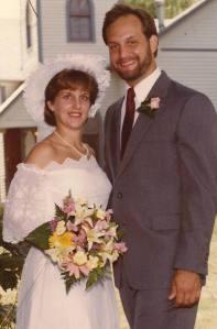 Colleen Rich Davisson - wedding