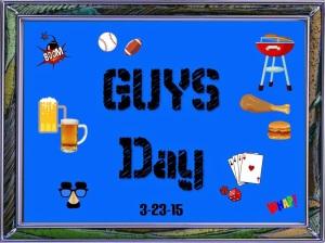 Guys Day logo