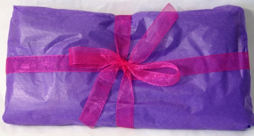 Pretty package for a pretty girl