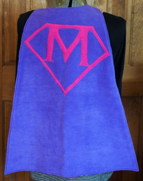 Super Macey Cape