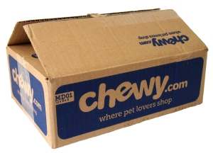 Chewy box