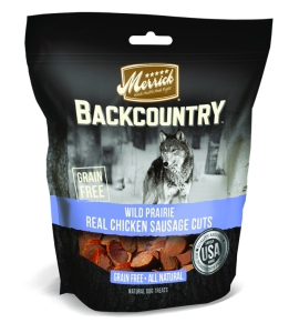 Backcountry_Dog Treats_WildPrairie_ChickenSausage