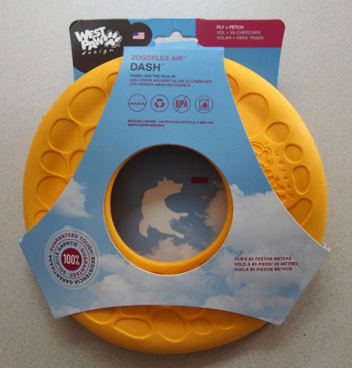 West Paw ZogoFlex Air Dash Frisbee