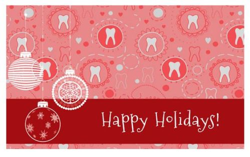 E-card from our pawrents dentist