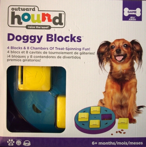 Outward Hound Doggy Blocks - Box front