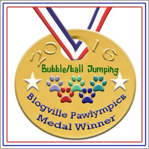 Bubble Ball Jumping Medal