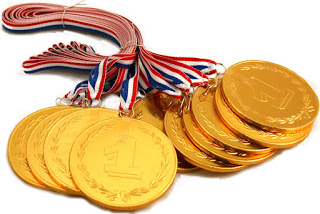 Everyone is a Gold Medal Winner!