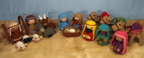 Nativity - all the characters